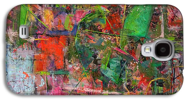 Abstract #101614 Galaxy S4 Case