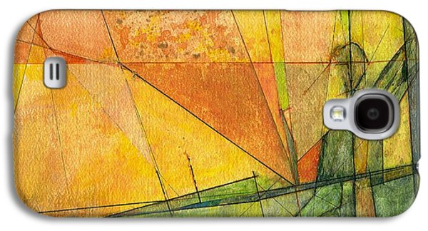 Abstract #11 Galaxy S4 Case