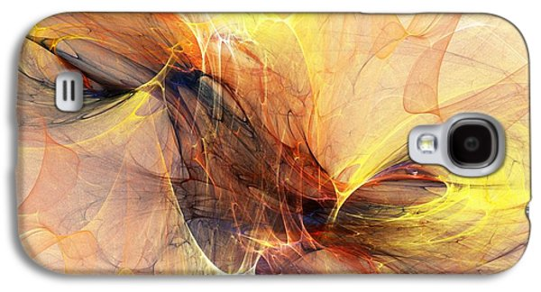 Abstract 111110a Galaxy S4 Case