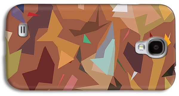 Abstract 16 Galaxy S4 Case by Art Spectrum