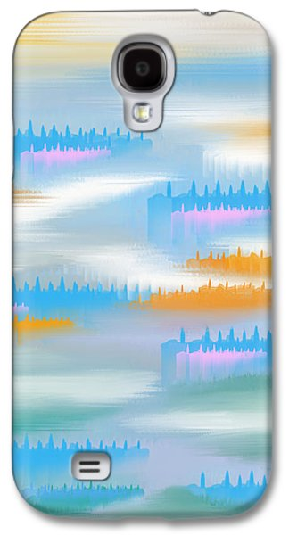 Abstract 17 Galaxy S4 Case