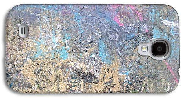 Abstract #42115a Galaxy S4 Case