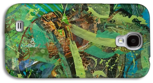 Abstract #493 Galaxy S4 Case