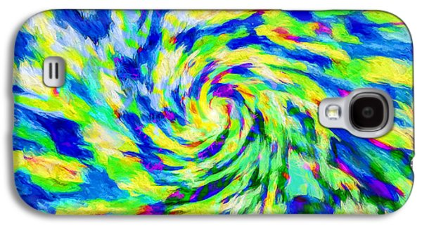 Abstract - Category 5 Galaxy S4 Case