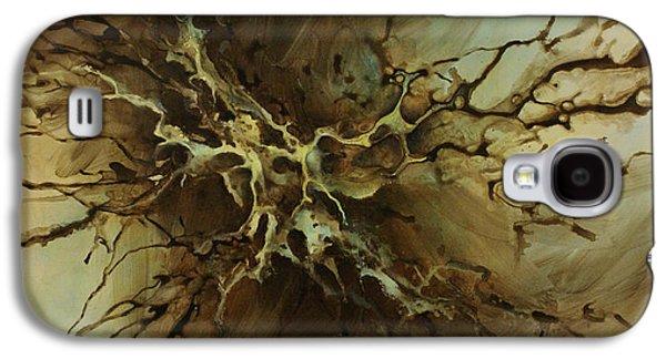 Abstract Design 107 Galaxy S4 Case