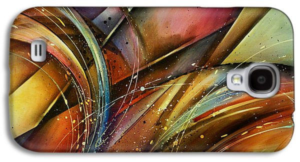 """""""geometric Art"""" Galaxy S4 Cases - Abstract Design 111 Galaxy S4 Case by Michael Lang"""