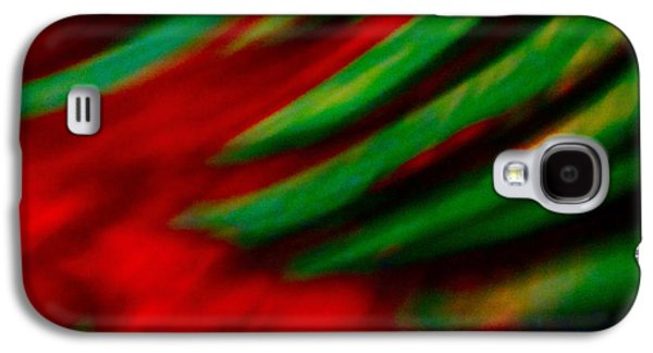 Abstract Frolic Galaxy S4 Case