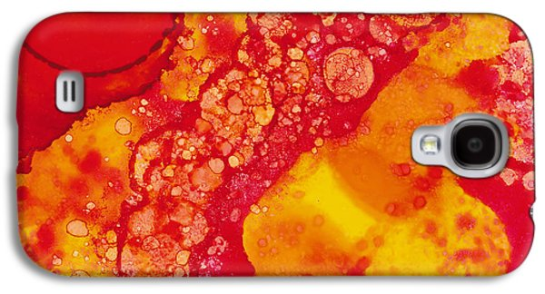 Abstract Intensity Galaxy S4 Case by Nikki Marie Smith