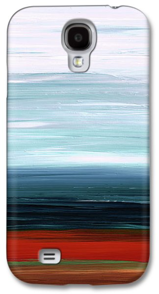 Abstract Landscape - Ruby Lake - Sharon Cummings Galaxy S4 Case