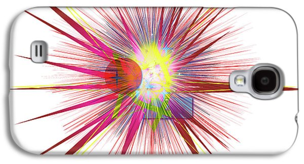 Abstract Galaxy S4 Case