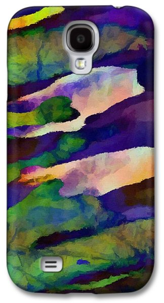 Abstract Merging. Galaxy S4 Case