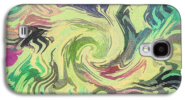 Abstract - Mind's Eye Galaxy S4 Case