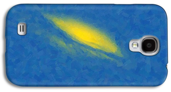 Abstract Nebulla With Galactic Cosmic Cloud 26a Galaxy S4 Case