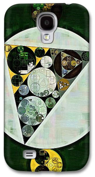 Abstract Painting - Willow Grove Galaxy S4 Case by Vitaliy Gladkiy