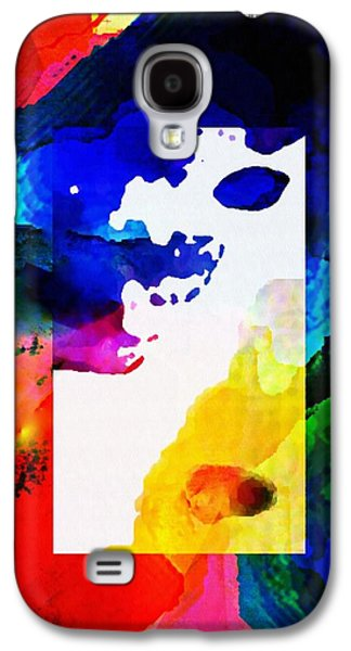 Rectangle Merge Abstract By Delynn Sold Galaxy S4 Case