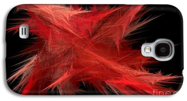 Abstraction Galaxy S4 Case by Elizabeth McTaggart