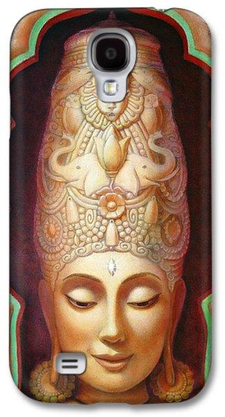 Abundance Meditation Galaxy S4 Case by Sue Halstenberg