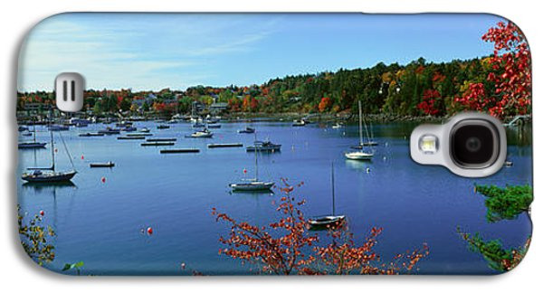 Acadia National Park In Autumn, Maine Galaxy S4 Case by Panoramic Images