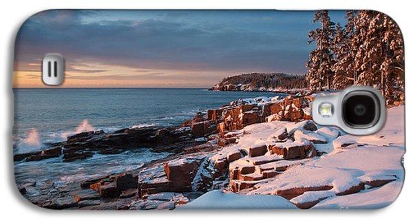 Acadian Winter Galaxy S4 Case by Susan Cole Kelly