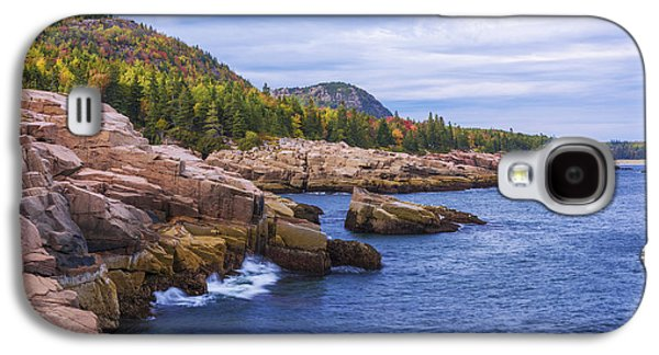 Acadia's Coast Galaxy S4 Case by Chad Dutson