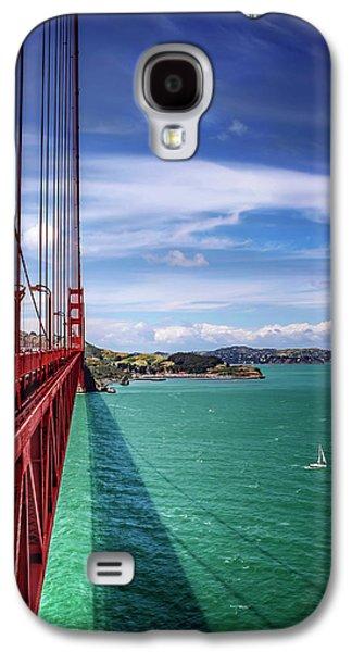 Across The Golden Gate Bridge San Francisco Galaxy S4 Case