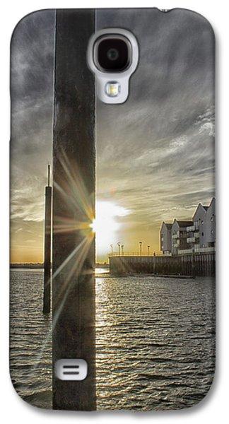 Across The Quay Galaxy S4 Case