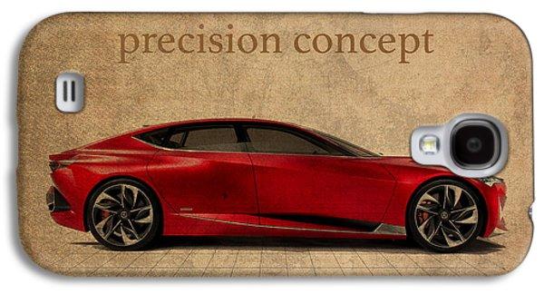 Acura Precision Concept Art Galaxy S4 Case by Design Turnpike