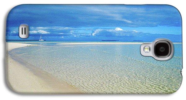 Adagio Alone In Ouvea, South Pacific Galaxy S4 Case