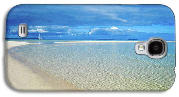 Adagio Alone In Ouvea, South Pacific Galaxy S4 Case