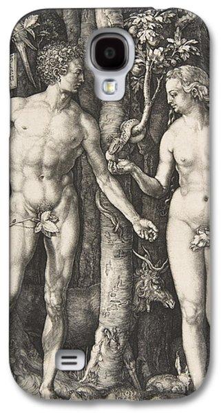 Adam And Eve, 1504  Galaxy S4 Case by Albrecht Durer