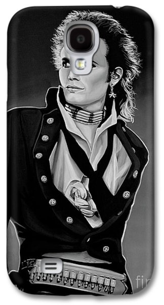 Adam Ant Painting Galaxy S4 Case