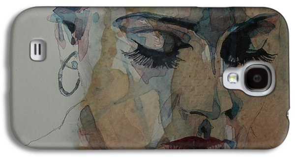 Adele - Make You Feel My Love  Galaxy S4 Case by Paul Lovering