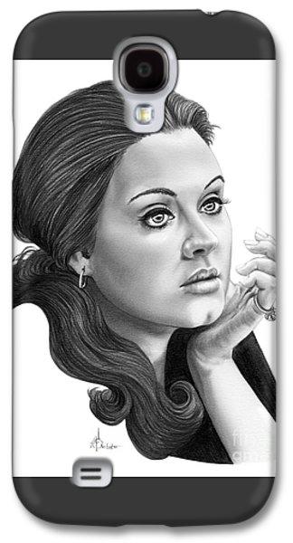 Adele Galaxy S4 Case by Murphy Elliott