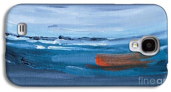 Adrift Galaxy S4 Case by Caffrey Fielding