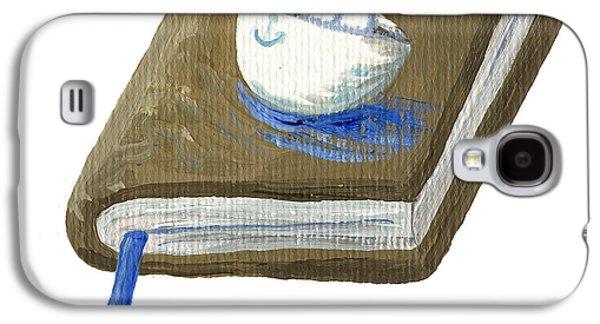 Adventure Book Galaxy S4 Case by Hicham  Attalbi alami