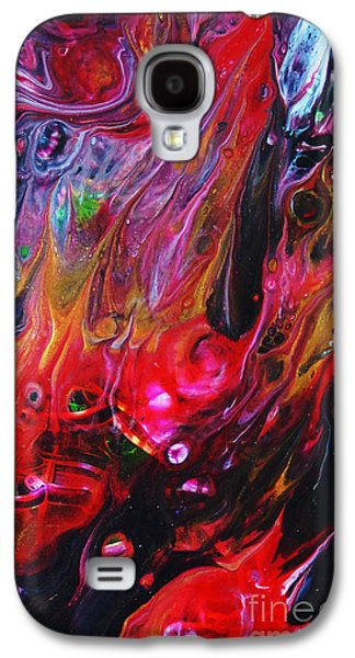 Aflame For You Galaxy S4 Case