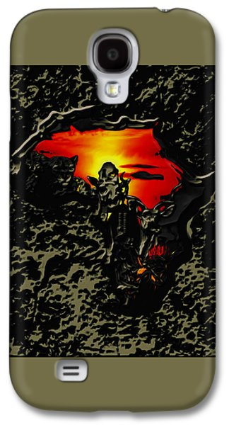 Africa 03b Galaxy S4 Case by Brian Reaves