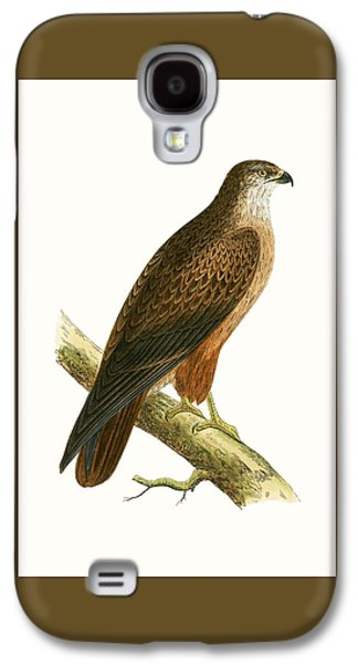 African Buzzard Galaxy S4 Case
