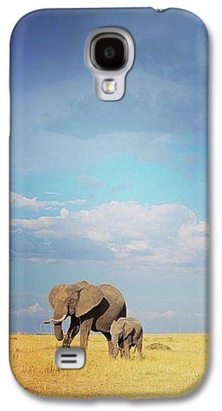 African Perfection Galaxy S4 Case by Happy Home Artistry