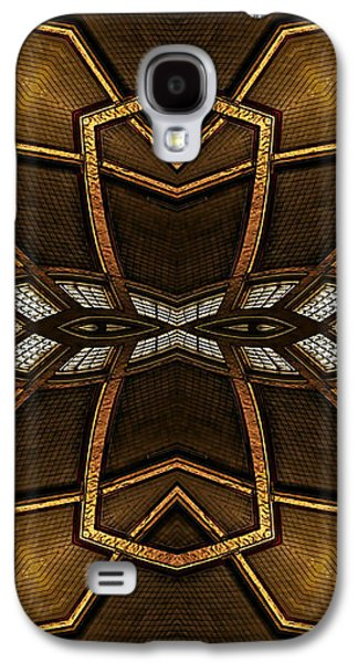After Deco 11 Galaxy S4 Case by Wendy J St Christopher