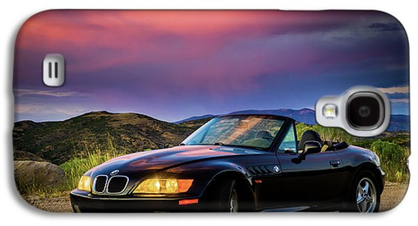 After The Storm - Bmw Z3 Galaxy S4 Case