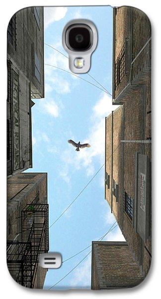Afternoon Alley Galaxy S4 Case