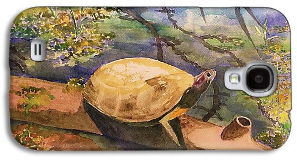 Afternoon At Jarrett Nature Center Galaxy S4 Case by Marita McVeigh