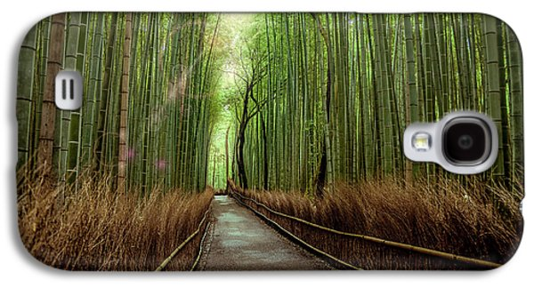 Afternoon In The Bamboo Galaxy S4 Case by Rikk Flohr