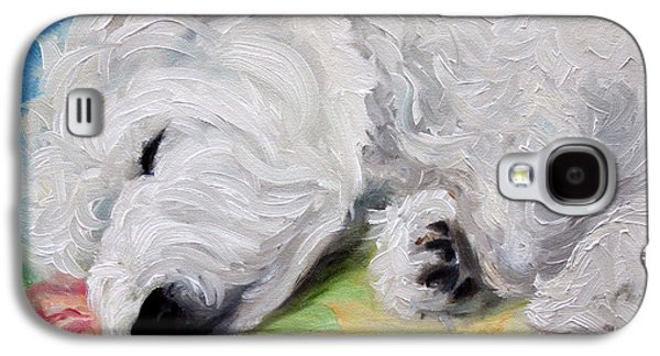 Afternoon Nap Galaxy S4 Case by Mary Sparrow