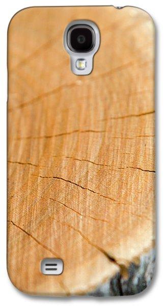 Against The Grain Galaxy S4 Case by Christina Rollo