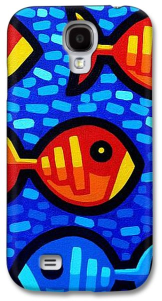Against The Tide Galaxy S4 Case