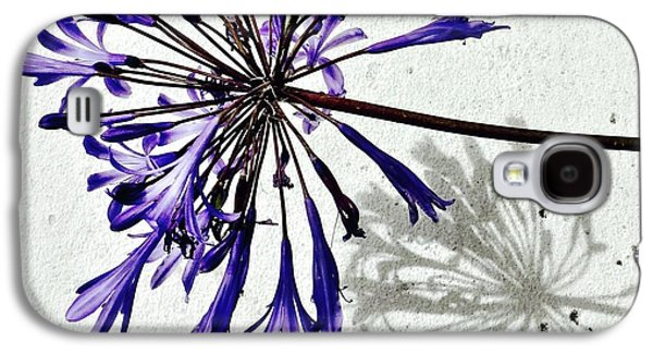 Agapanthus Galaxy S4 Case