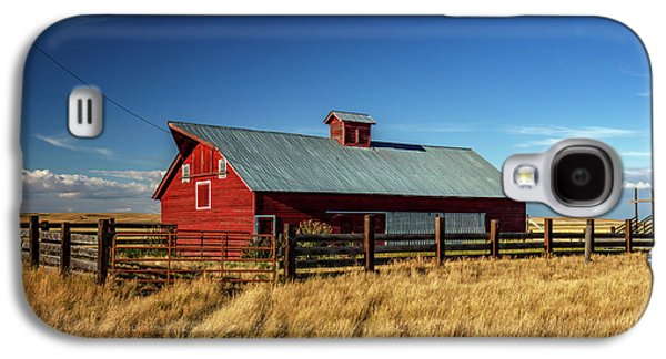 Agawam Barn Galaxy S4 Case