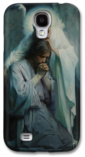 Agony In The Garden  Galaxy S4 Case by Frans Schwartz
